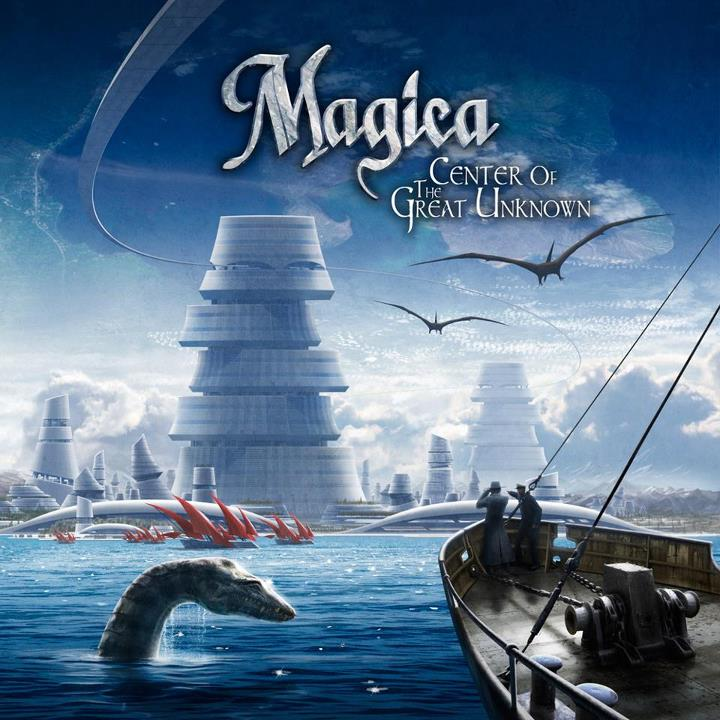 Magica Center of the Great Unknown