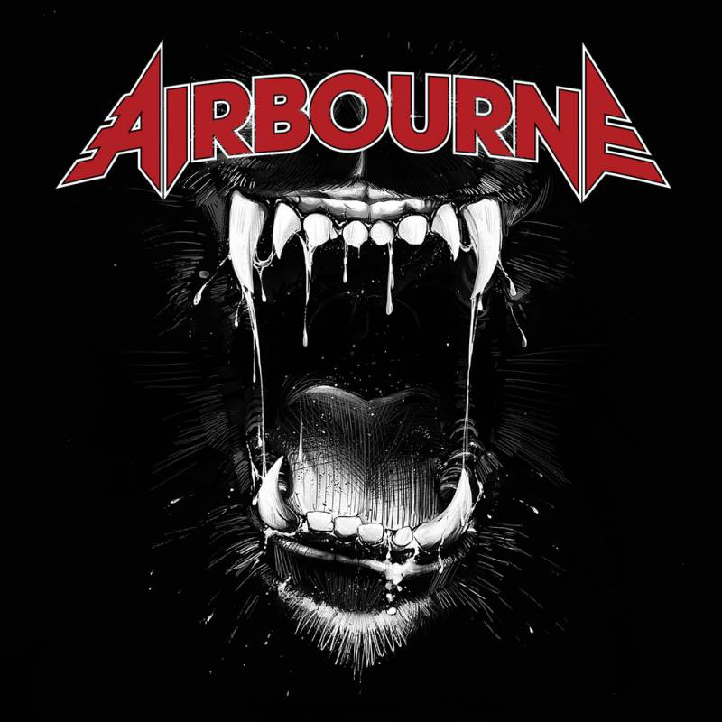 Airbourne Black Dog