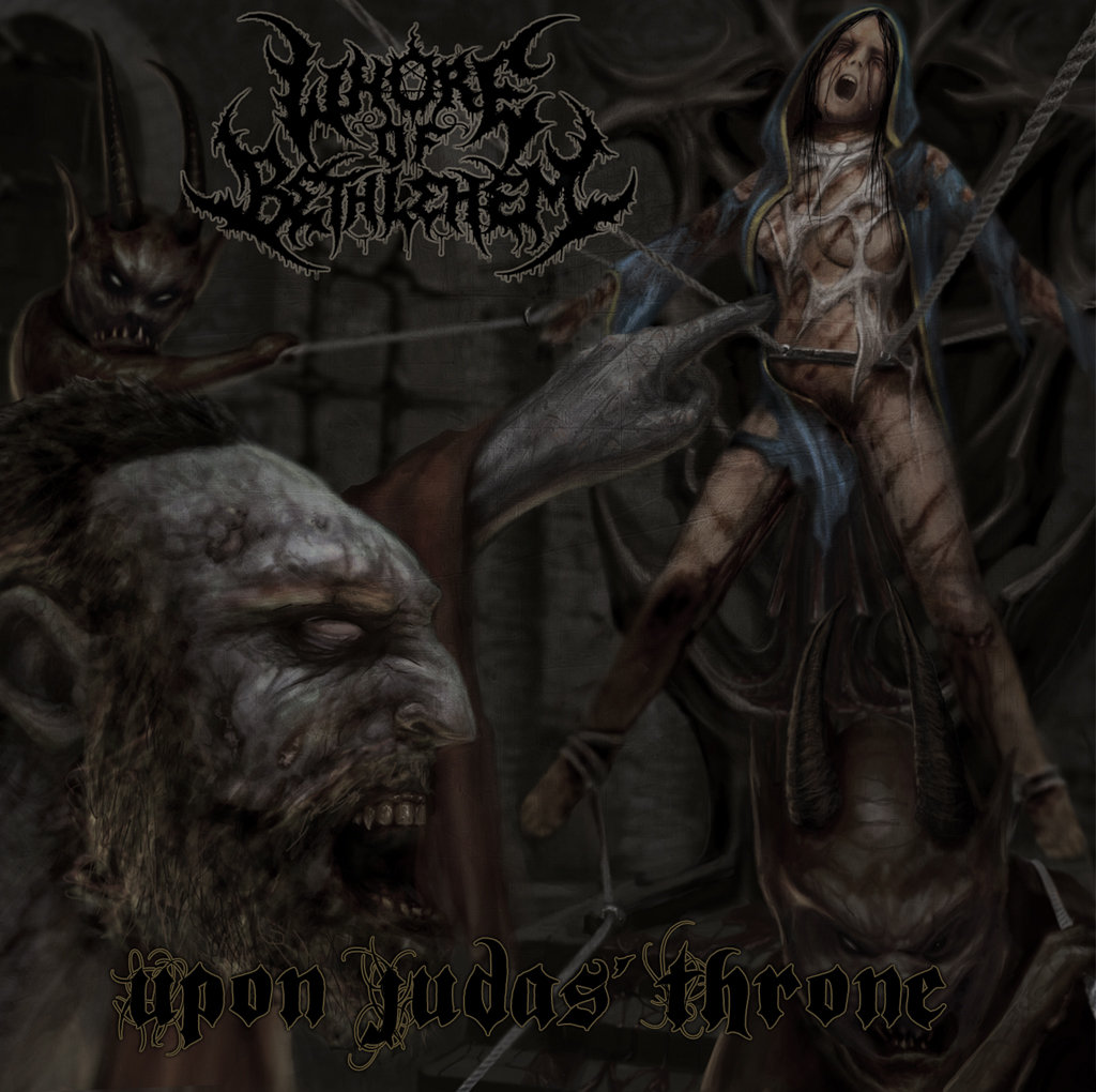 Whore of Bethlehem - Upon Judas Throne