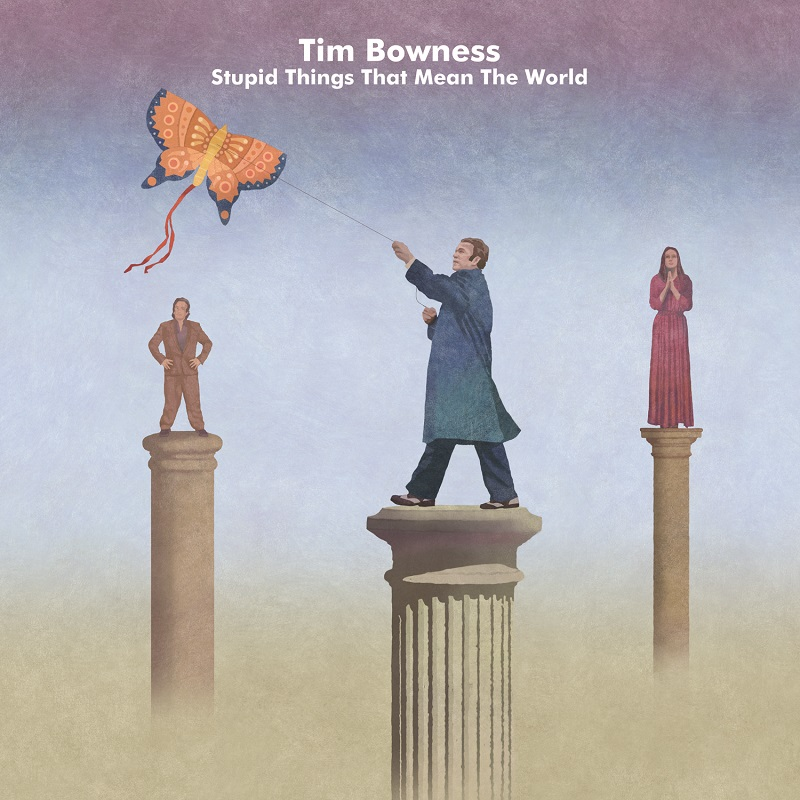 Tim Bowness Stupid Things That Mean The World Metal Blast
